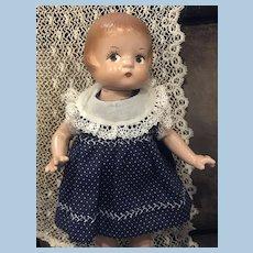 "Darling 9"" Patsyette Effanbee Patsy Family Doll"