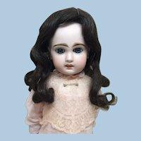 "10"" Antique Brunette Human Hair Wig"