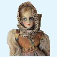 Early Felt Doll International