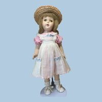 "24"" Flora McFlimsey Madame Alexander Composition Doll"