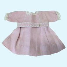 Bleuette Sz Antique Hand Made Dress