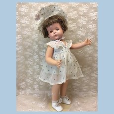 "22"" Effanbee Patsy Lou Composition Doll"