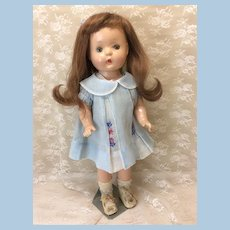 "19"" American Character Petite Sally Composition Doll"