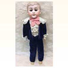 Beautiful All Original American School Boy Boo Boo Bargain