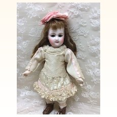 Small Antique 3 Pc Set for french or German Bisque Doll
