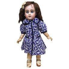 Darling Bleuette Dress Hand Sewn