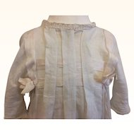 Original French Antique Presentation Chemise for Large Doll