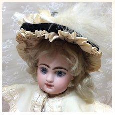 Smaller Antique French Bonnet