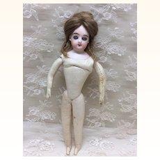 "Beautiful FG Francois Gaultier Petite 10"" French Fashion Doll"