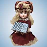 Cute Mini Vintage Game For Doll Display