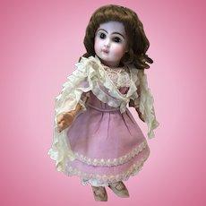 Antique Lace Doll Cape Cabinet Sz Or Larger