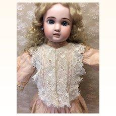 Antique Full Lace Bodice Collar