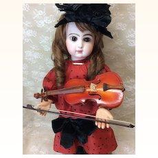 "Doll Size Violin 9"""