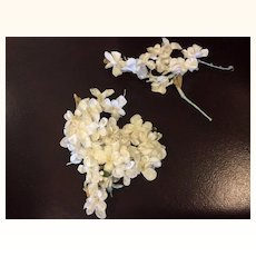 Vintage Millinery Flowers For Doll Hats or Sewing