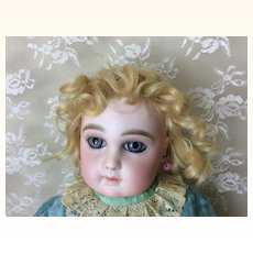 Antique Original Jumeau Wig Sz 5