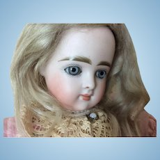 Stunning Closed Mouth German Doll 15""