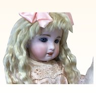 """15"""" Jumeau French Bisque Doll"""