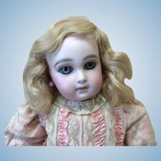 Antique Mohair Wig Sz 8-9 French or German Doll