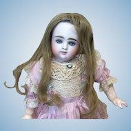 """Antique Human Hair Wig 7 1/2"""""""