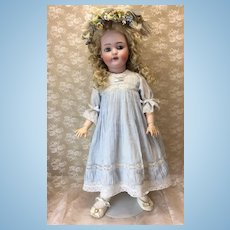 """24"""" Simon Halbig Character Child X IV in Antique Dress"""