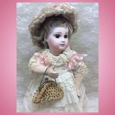 Small Early Beaded Doll Purse