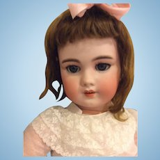 "Childlike 27"" Tete Jumeau French Toddler Doll"