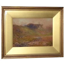 Lake District Watercolor Landscape, by Cuthbert Rigby