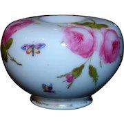 Early 19th Century Nantgawr Porcelain Inkpot
