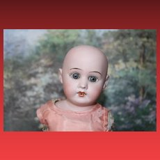 Antique SPBH, Schoenau & Hoffmeister doll bisque head, hairline and arm is unattached, problem child! German antique doll.