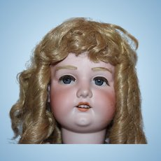 "34"" tall Armand Marseille German Bisque Head doll!  great condition!"