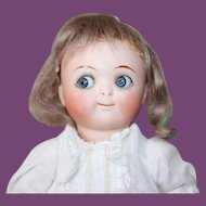 """7"""" All Bisque Jointed Googly Kestner! Rare Doll!"""