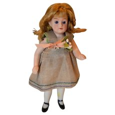 French bisque doll Mignonette