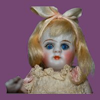"5"" All Bisque Doll"