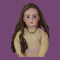 "26"" French Tete Jumeau Doll"