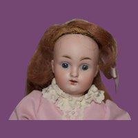 German doll, B5 mark