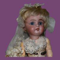German Bride Doll by JD Kestner
