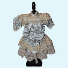 Wonderful Doll dress, made in France