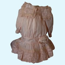 """German doll dress for an 11"""" Doll!"""