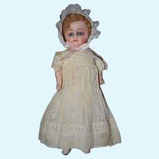 "12 3/4"" Papier Mache doll!"