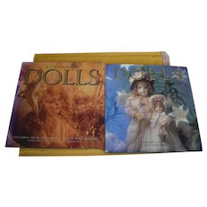 2 Doll Books, Hard  from Cover