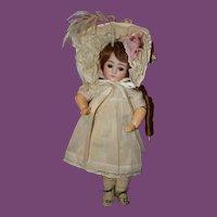 Antique Round Face Kestner Doll