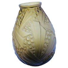 Vase or Table Lamp Base Van Haeleweyck Freres