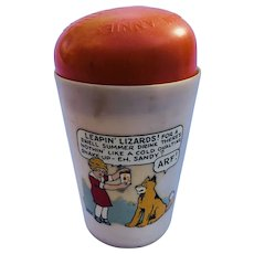Orphan Annie Cold Ovaltine shake-up Mug