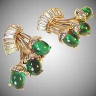 Schiaparelli ear Clips