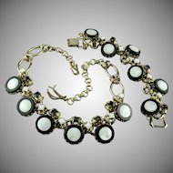 Christian Dior by Henkel & Grosse Necklace & Bracelet Set