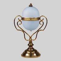 "10"" Antique French blue opaline gilt ormolu hinged Egg Box"