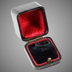 Antique Ring Jewelry Presentation Box