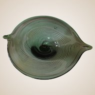 Large Bowl-Murano Art Glass-Mid Century Modern