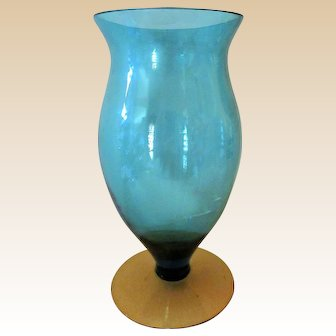 Large Vase -Murano-Mid Century Modern