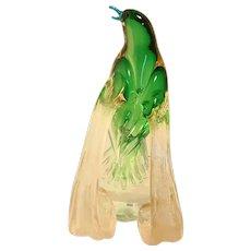 FORMIA Exotic Bird Sculpture-Mid-Century-Modern